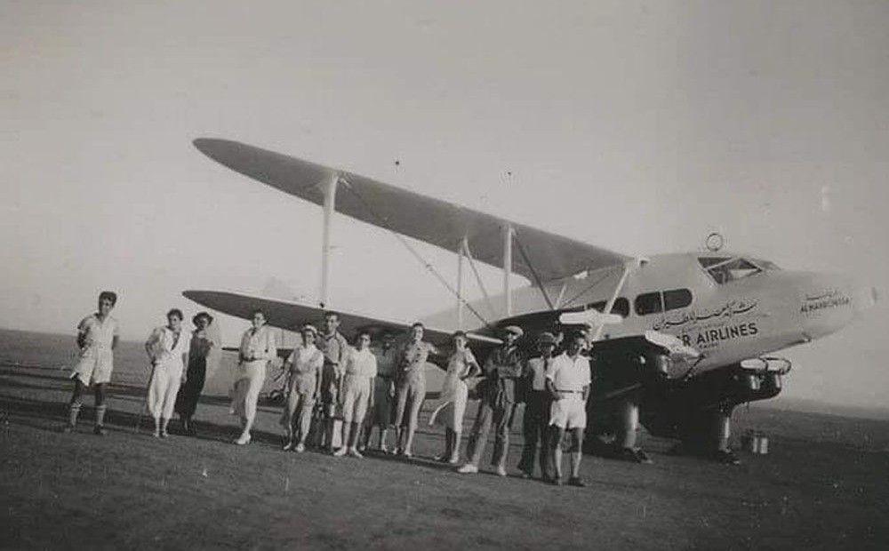 Первые годы кипрской авиации - Вестник Кипра