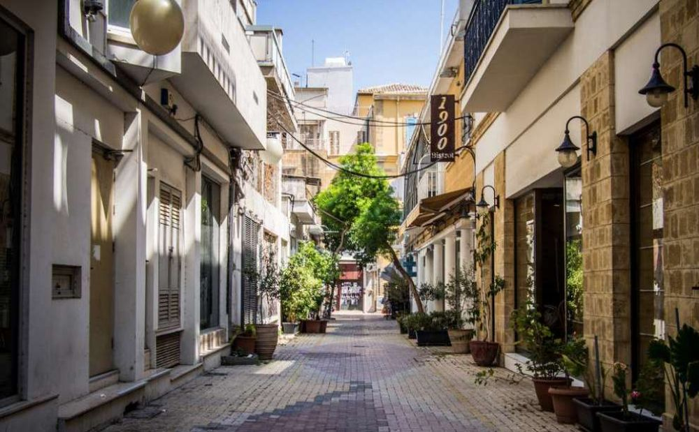 Столичный центр преобразится - Вестник Кипра