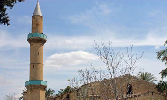 Никосия. Мечеть в честь сподвижника пророка