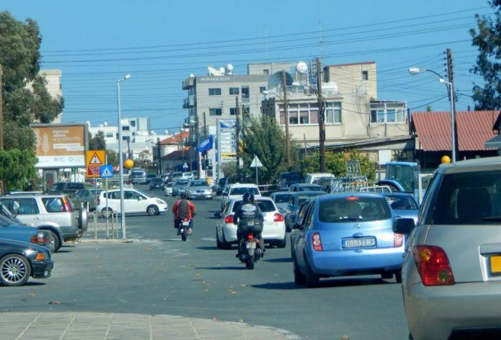 Минюст Кипра хочет резко ужесточить дорожные штрафы