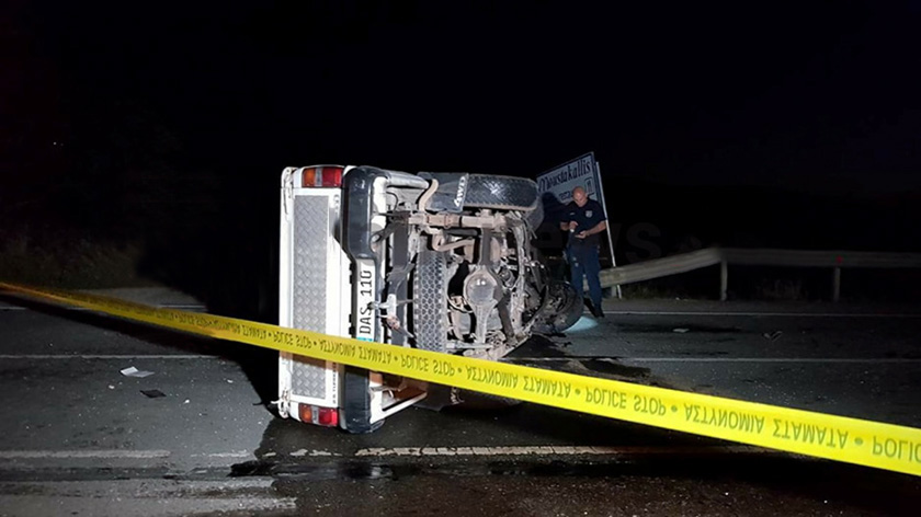 В Пафосе при лобовом столкновении погибли два водителя | CypLIVE