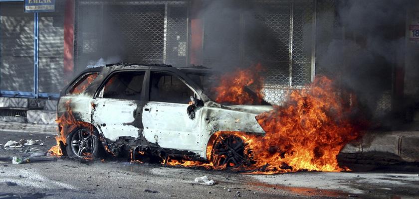 Взрывы автомобилей на Кипре – следствие разборок между группами организованной преступности  | CypLIVE