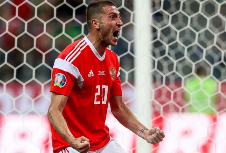 Россия победила Кипр с минимальным счетом