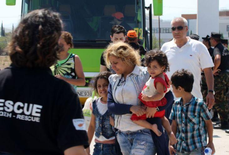 В Никосии принят план действий по защите детей-мигрантов в Европе