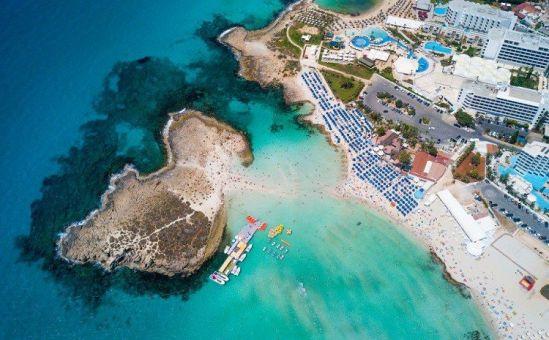 Пляж Нисси – один из самых дорогих в мире - Вестник Кипра