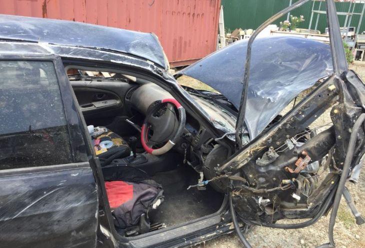 Авария в Ливадии: 14-летний подросток — в реанимации