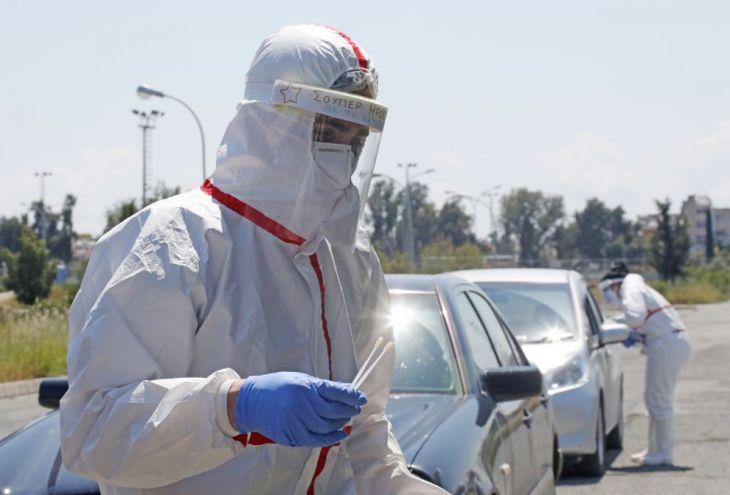 30 мая в Республике Кипр только один новый случай заражения Covid-19