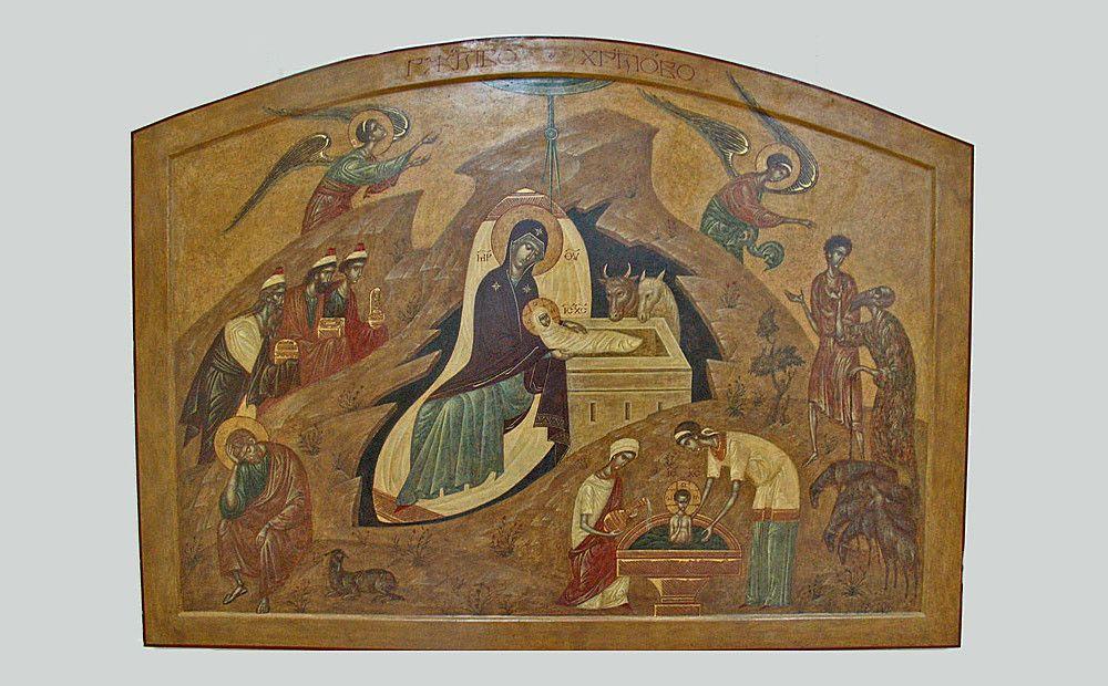 Современное церковное искусство: какое оно? - Вестник Кипра