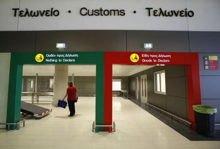 В аэропорту Ларнаки на 6148 евро оштрафован греко-киприот