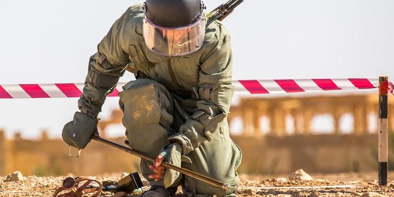 В жилом районе Ларнаки обнаружили гранату