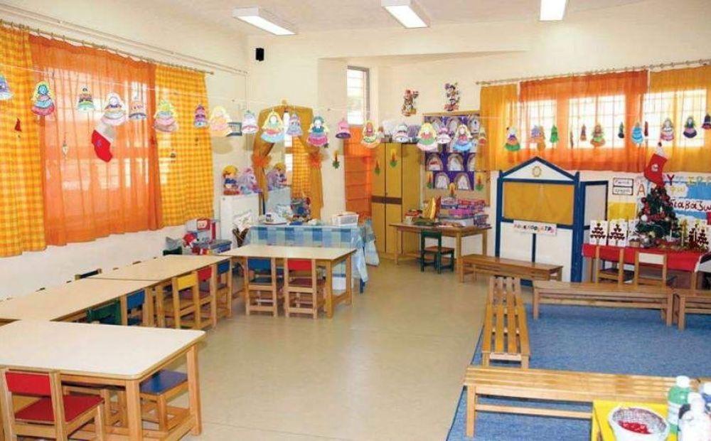Два метра между детьми — новые правила работы детсадов - Вестник Кипра