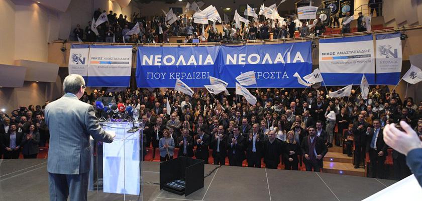 Анастасидис заявил, что победит безработицу на Кипре и введет для всех минимальную зарплату | CypLIVE