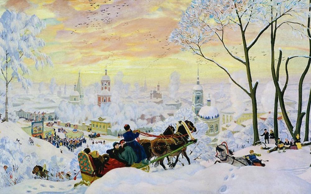 Вестник Кипра - Русские зимние традиции: Старый Новый год