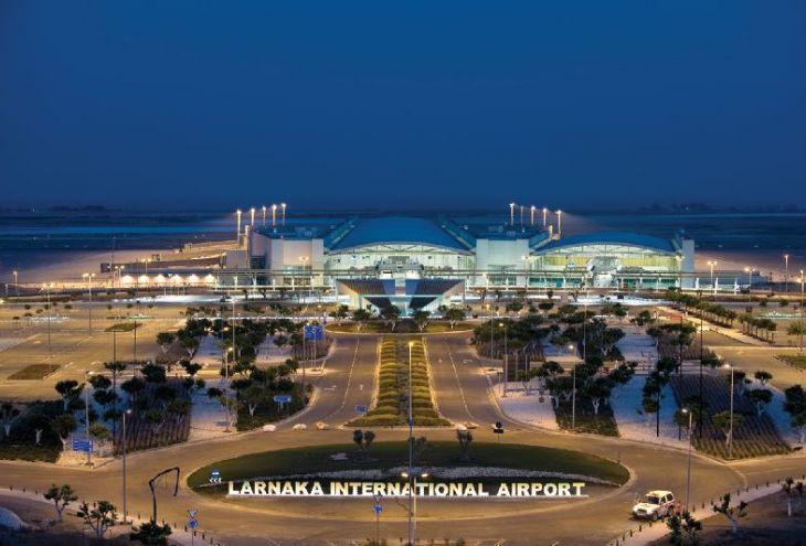 В час ночи в аэропорту Ларнаки начнутся учения