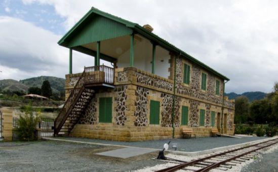 Кипрская железная дорога: исторические подробности - Вестник Кипра