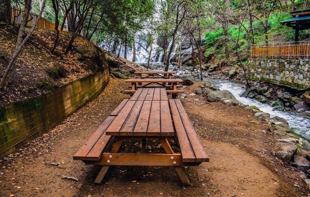 Пять лучших площадок для пикников - Вестник Кипра