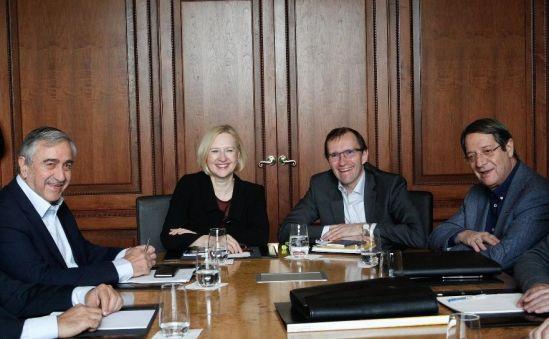 Переговоры в Мон-Пелерине завершатся сегодня - Вестник Кипра