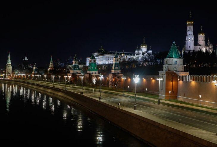 В Москве введен всеобщий домашний режим самоизоляции