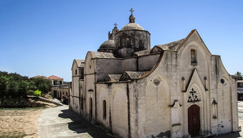 Культурному наследию Кипра на севере острова требуется защита   CypLIVE