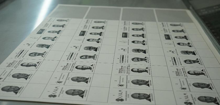 Более 10 тысяч киприотов выберут президента за границей