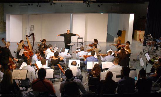 Первый частный симфонический оркестр на Кипре