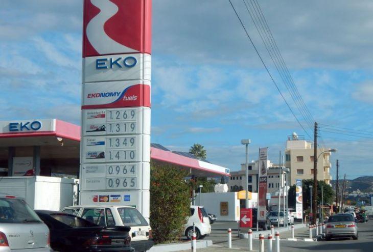 DISY и DIKO предлагают снизить налог на горючее на заправках Кипра