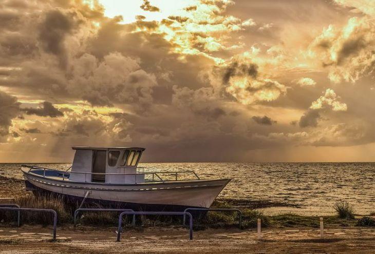 На Кипр надвигаются дожди с грозами