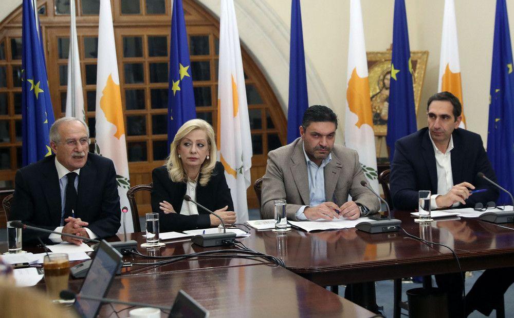Пакет экономических мер — на рассмотрении правительства - Вестник Кипра