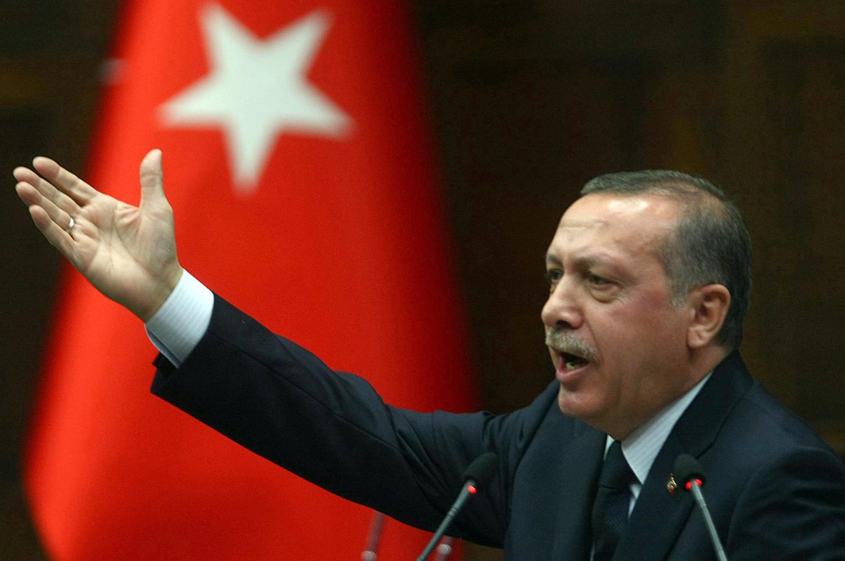 Эрдоган заявил, что восточное Средиземноморье столкнется с угрозой безопасности из-за Кипра