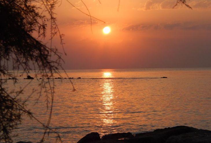 Ноябрь на Кипре: воздух — до +31, вода — +24