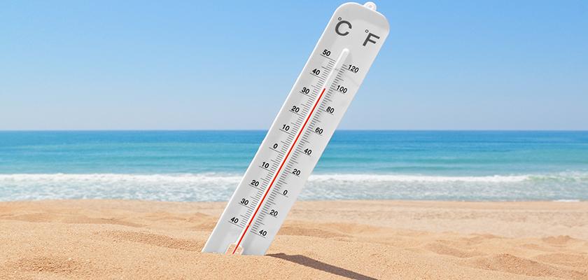 Временная жара пришла на Кипр | CypLIVE