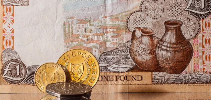 На Кипре завершен обмен фунтов на евро | CypLIVE