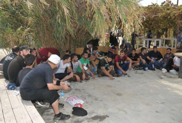 В деревню Акаки пришли 24 сирийца