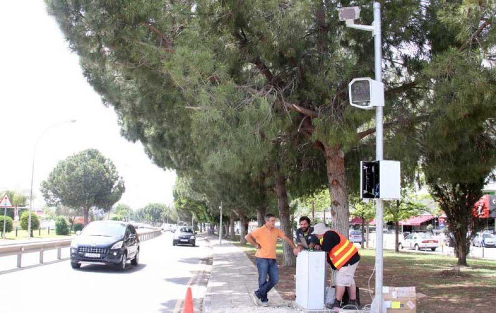 Камеры на дорогах узаконили - Вестник Кипра