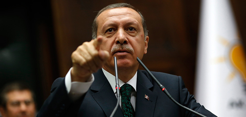 Эрдоган предостерёг Грецию и Кипр от заступа за «опасную черту» | CypLIVE
