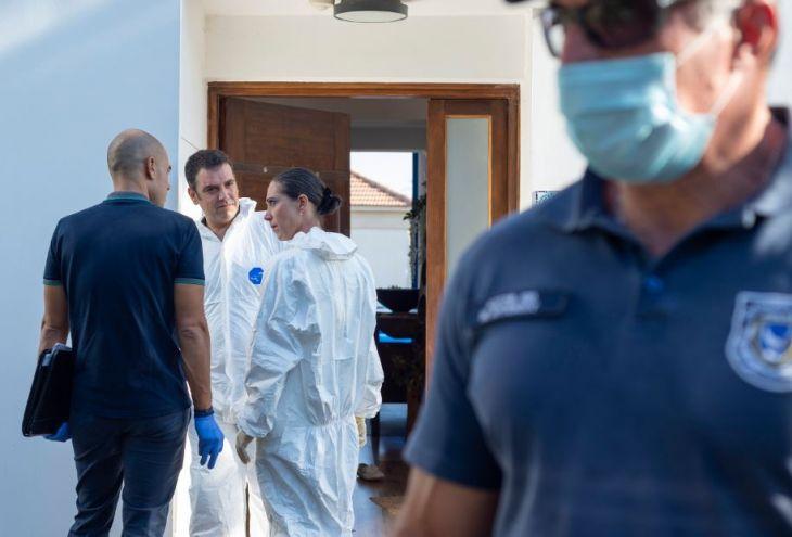 Суд Лимассола арестовал убийцу матери трех детей на восемь суток