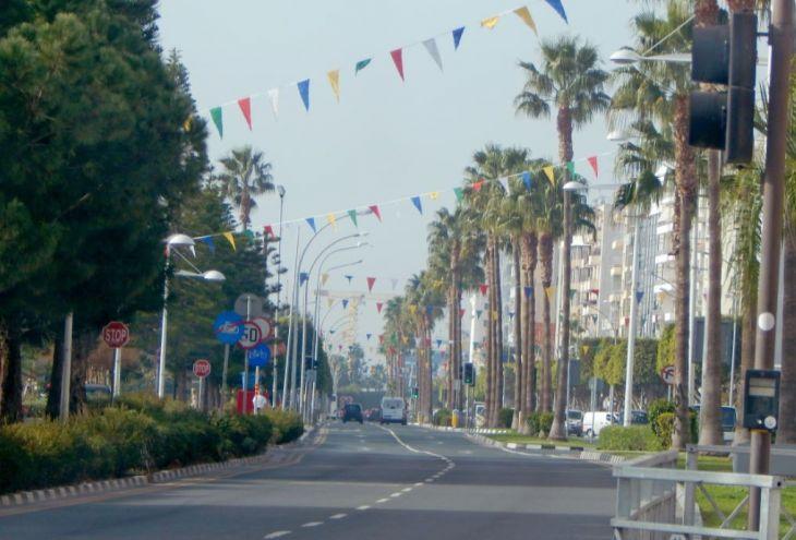 Уик-энд на Кипре: нас ждут +23!
