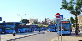 Киприоты не любят общественный транспорт