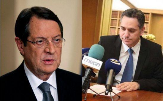 Опрошенные высказались за Анастасиадиса и Пападопулоса - Вестник Кипра