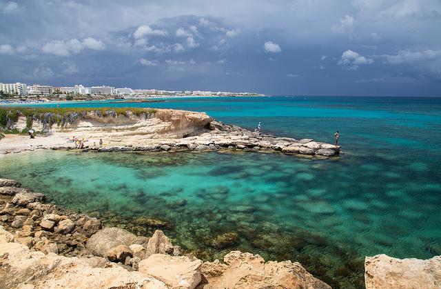 Кипрские лидеры попрощались с Эйде