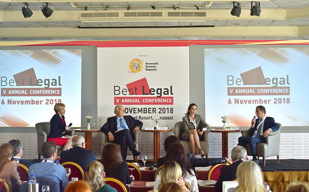 Конференция Best Legal. Экономика Кипра сегодня - Вестник Кипра
