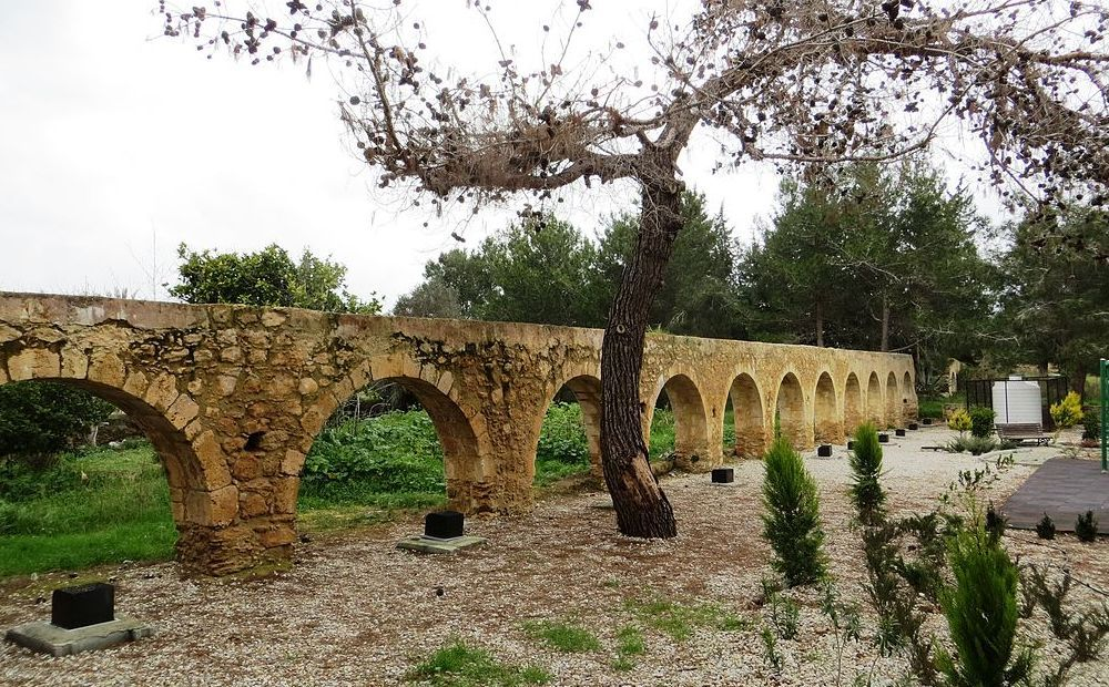 Волонтеры помогут восстановить монастырь - Вестник Кипра