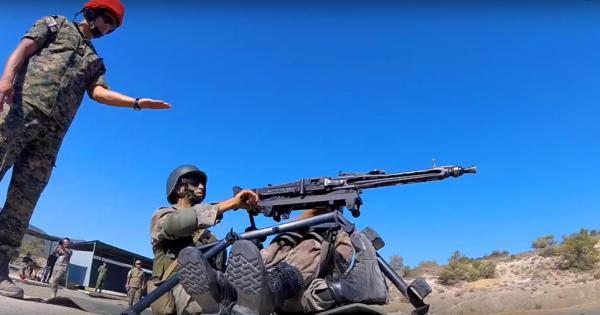 Показательные выступления кипрского спецназа (фото, видео)