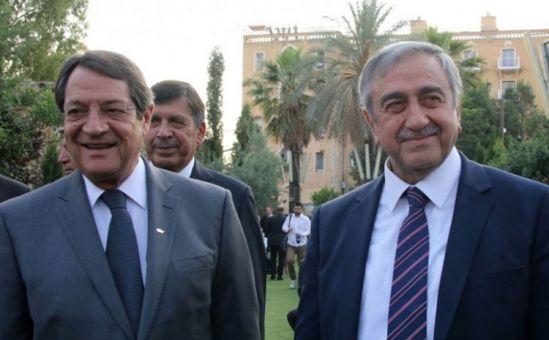 Лидеры двух общин встретятся во вторник - Вестник Кипра