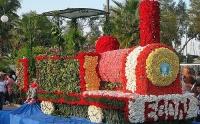Парад цветочных колесниц пройдет в Ларнаке 17 мая