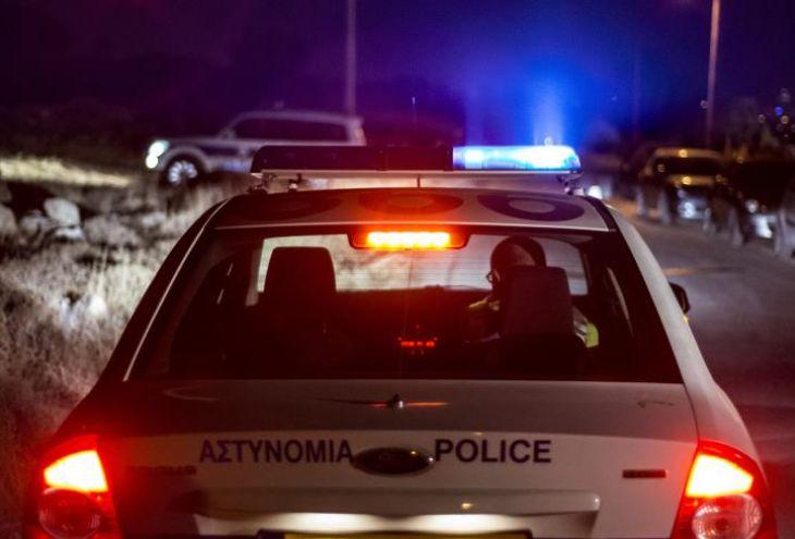 Пять человек в больнице после аварии недалеко от аэропорта Пафоса