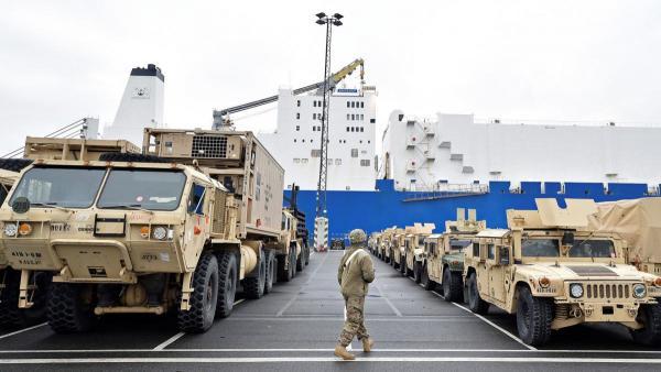 В целях безопасности, США начнет поставку оружия на Кипр