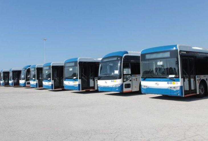 5 июля на Кипре начнется новая эра общественного транспорта