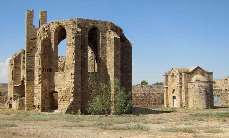 Двустороннее сотрудничество ради сохранения памятников Кипра