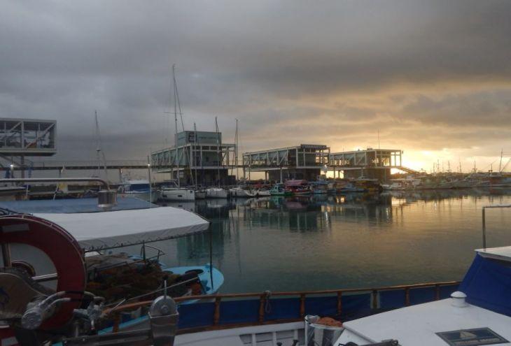 В пятницу над Кипром будут сверкать молнии и греметь грозы